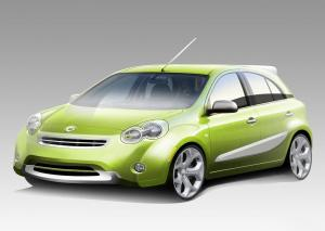 2010 Smart ForFour Renderings