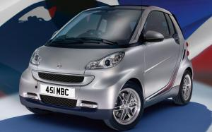 Smart ForTwo 10th Anniversary GB10 Edition 2010 года