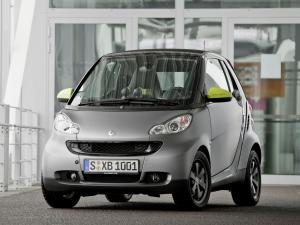 2010 Smart ForTwo Edition Greystyle Cabrio