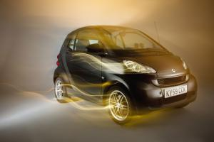 2010 Smart ForTwo Ice Edition