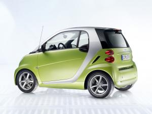 2010 Smart ForTwo Lightshine Edition Coupe
