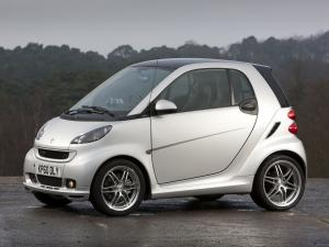 2010 Smart ForTwo by Brabus
