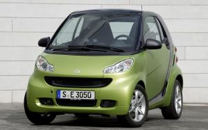 Smart ForTwo 2010 года