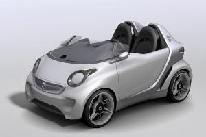 Smart ForSpeed Concept 2011 года