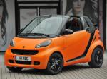 Smart ForTwo Cabrio Edition Nightorange 2011 года