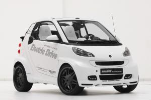 2011 Smart ForTwo Convertible Ultimate Electric Drive by Brabus