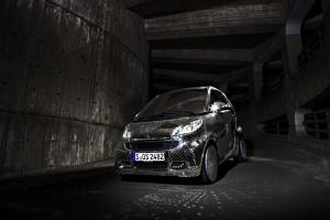 Smart ForTwo Disco Ball 2011 года
