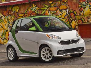 2011 Smart ForTwo Electric Drive Coupe