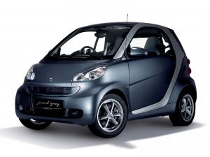 2011 Smart ForTwo Pearl Grey Edition