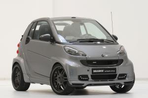 2011 Smart ForTwo Ultimate Style by Brabus