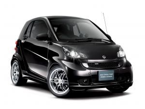 2011 Smart ForTwo Xclusive by Brabus