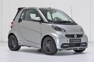 2012 Smart ForTwo Cabrio 10th Anniversary Special Edition by Brabus