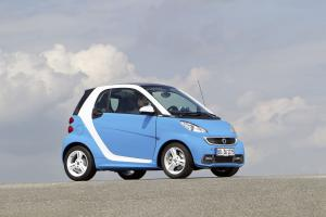 2012 Smart ForTwo Edition Iceshine Coupe