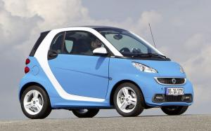 Smart ForTwo Edition Iceshine Coupe