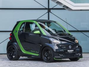 2012 Smart ForTwo Electric Drive Coupe by Brabus