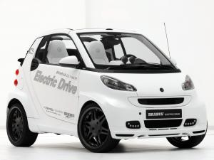 2012 Smart ForTwo Ultimate Electric Drive Cabrio by Brabus