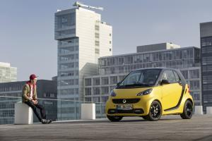 Smart ForTwo Cityflame Edition 2013 года