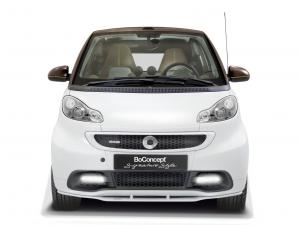 Smart ForTwo by BoConcept by Brabus 2013 года