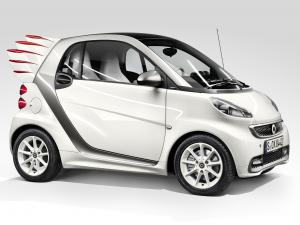 Smart ForTwo by Jeremy Scott 2013 года