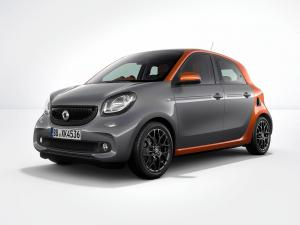 Smart ForFour Edition #1 2014 года