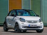 Smart ForFour Proxy 2014 года