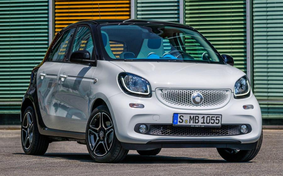 Smart ForFour Proxy '2014