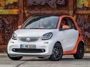 Smart ForTwo Edition #1 Coupe 2014 года