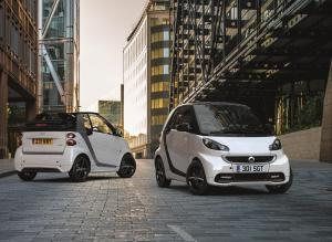 2014 Smart ForTwo GrandStyle Edition