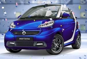 2014 Smart ForTwo Last Fan Edition by Brabus