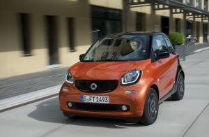 Smart ForTwo Prime Coupe 2014 года