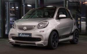Smart ForTwo Coupe by Lorinser 2015 года