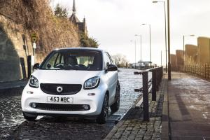 Smart ForTwo Prime Coupe 2015 года