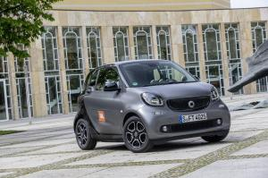 2015 Smart ForTwo by JBL
