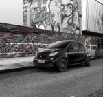 Smart ForFour Black Edition 2016 года