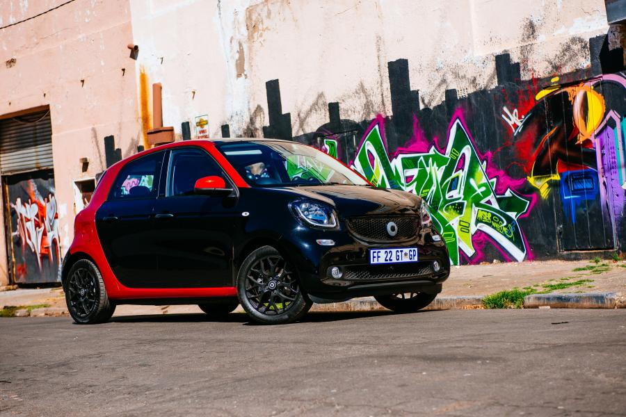 Smart ForFour Passion (ZA) '2016