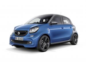 2016 Smart ForFour Sportpaket by Brabus