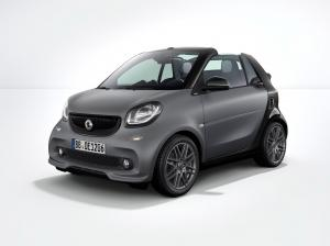 2016 Smart ForTwo Cabrio Sport Package by Brabus