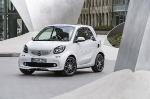2016 Smart ForTwo Coupe by Brabus