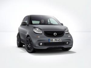 Smart ForTwo Sport Package by Brabus 2016 года