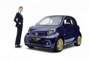 2016 Smart ForTwo Tailor Made Veronika Heilbrunner by Brabus