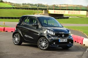 2016 Smart ForTwo Xclusive Coupe by Brabus