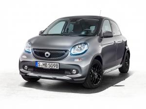 2017 Smart ForFour Passion Crosstown