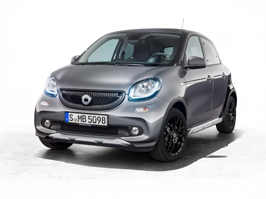 Smart ForFour Passion Crosstown '2017