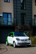 Smart ForFour Prime Electric Drive 2017 года (UK)