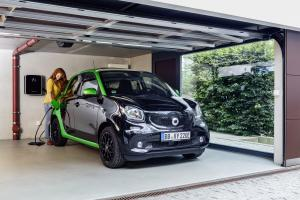 2017 Smart ForFour Prime Electric Drive