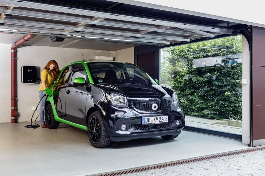 Smart ForFour Prime Electric Drive (WW) '2017
