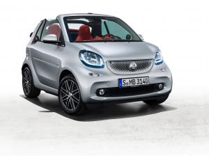 2017 Smart ForTwo Edition #2 Cabrio by Brabus