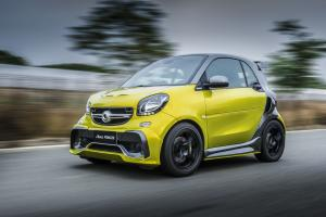 Smart ForTwo PSM123 by ASPEC