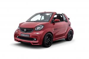 Smart ForTwo Ultimate 125 Narrow by Brabus 2017 года