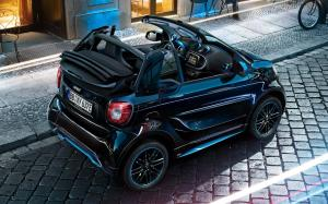 Smart EQ ForTwo Edition Nightsky Cabrio 2018 года (WW)